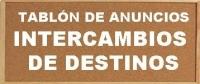 Abierto el plazo para INTERCAMBIOS DE DESTINO curso 2020-2021