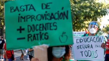 El STEC-IC exige el retraso del inicio de las clases presenciales en Canarias hasta que los centros sean seguros