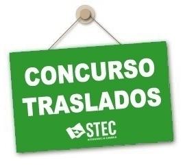 Convocatoria Concurso General de Traslados para docentes e inspectores/as 2020-21