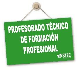 El STEC-IC exige la integración del Profesorado Técnico de FP en el cuerpo de Profesores de Enseñanza Secundaria