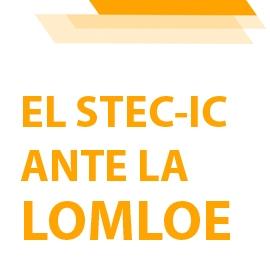 El STEC-IC insta al Gobierno estatal a mejorar la LOMLOE