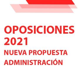 Información Mesa Técnica 16/11/2020: propuesta oposiciones 2021, nombramientos COVID, nombramientos excepcionales...