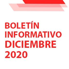 Boletín Informativo     Diciembre 2020