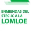 Enmiendas del STEC-IC a la LOMLOE respecto a la Formación Profesional y al Profesorado Técnico