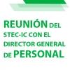 El STEC-IC transmite al Director General de Personal algunas de las preocupaciones del profesorado