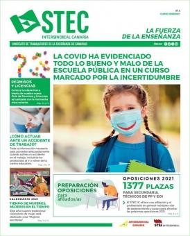 Publicada una nueva edición del periódico del STEC-IC