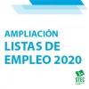El STEC-IC exige la inmediata publicación de las listas extraordinarias de empleo convocadas en el mes de agosto de 2020