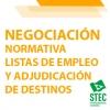 Negociación 18-02-2021 nueva orden Listas de Empleo y Adjudicación de destinos provisionales