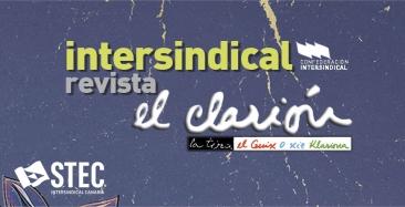Revista El Clarión nº 55 especial 8 de marzo 2021 con propuestas didácticas