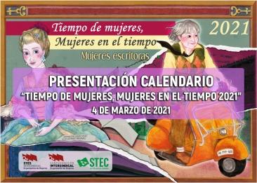 Video de la Presentación Pública del Calendario de Mujer 2021
