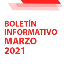 Boletín Informativo STEC Marzo 2021