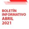 Boletín Informativo STEC Abril 2021