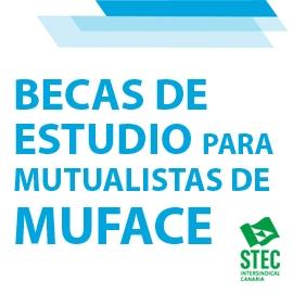 Abierto el plazo de solicitud de becas de estudio para mutualistas de MUFACE