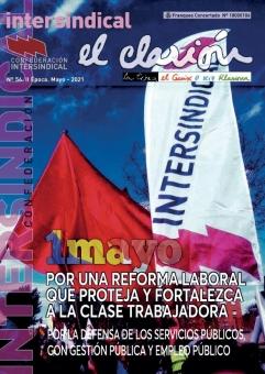 Revista El Clarión nº 56 especial Primero de Mayo