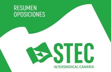 Resumen Informativo Oposiciones docentes 2021