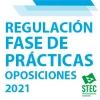 Regulación Fase de Prácticas Oposiciones docentes 2021