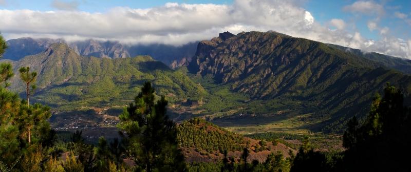 Solidaridad con la isla de La Palma