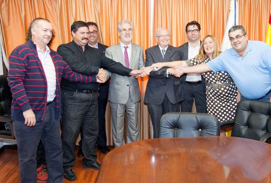 Firma II Convenio Colectivo Universidades